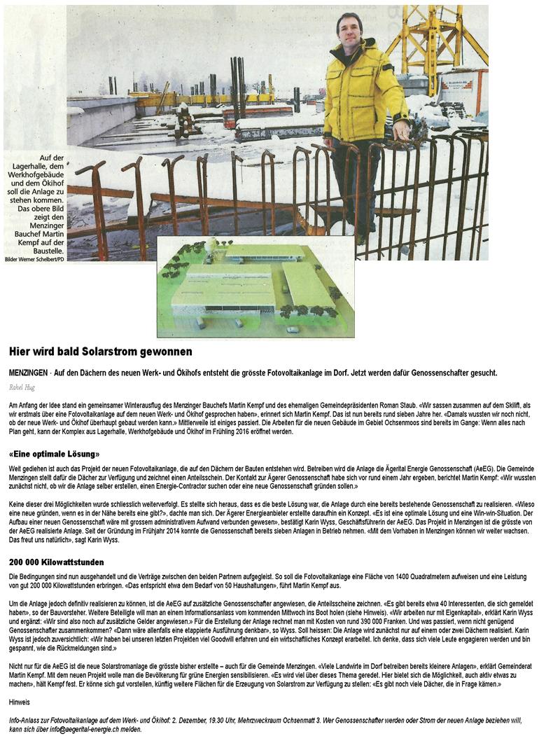 Bericht 28-11-2015-Menzingen