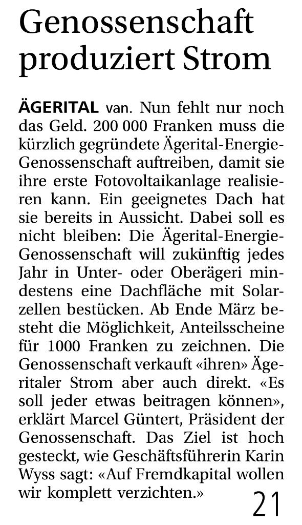 neue zuger zeitung 15-03-2014-einleitung