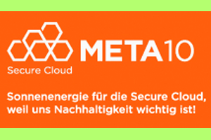 META10 Swiss Quality Secure Cloud - Cloud Computing für KMU