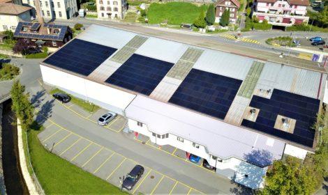 Sportcenter Ägeri Unterägeri, Dachbesitzer STWEG Zugerstrasse 79 mit Sportcenter Ägeri, Dario und René Häusler.